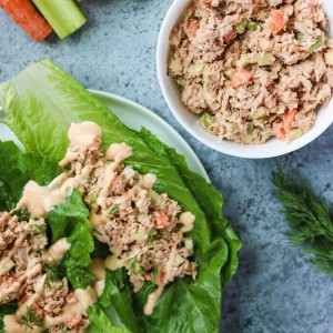 Buffalo Tuna Adult Lunchables